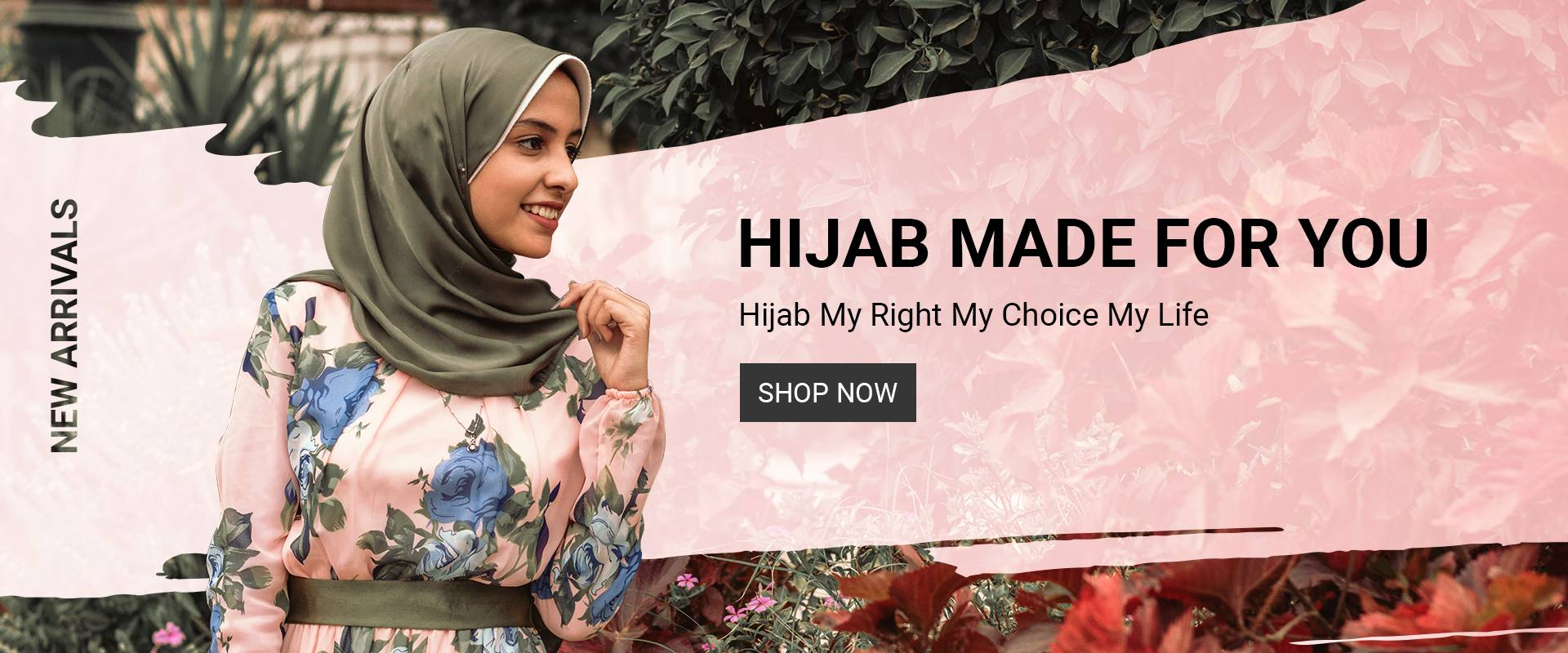 Hijab made for you
